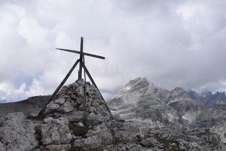 Ciampani (2668 m) von der Gardenacia-Hütte