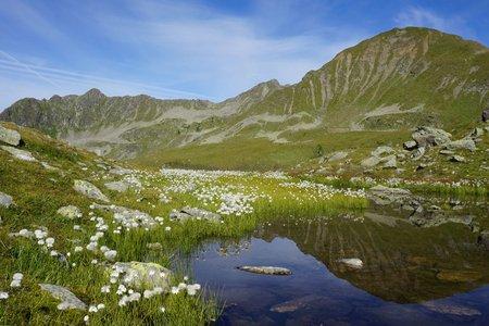 Gritzer See (2504m) von der Speikbodenhütte