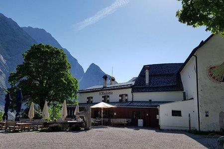 Alpengasthaus St. Magdalena (1287m) von Absam