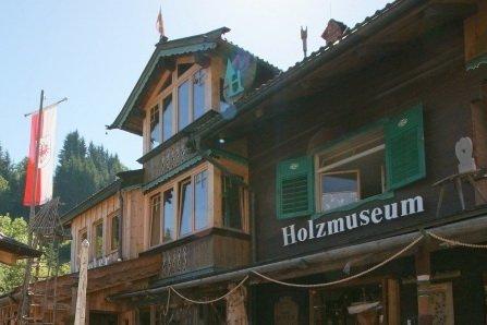 Holzmuseum in Auffach