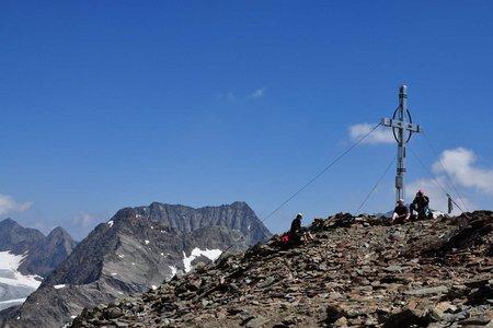 Amberger Hütte (2135 m) aus dem Stubaital über den Daunkopf