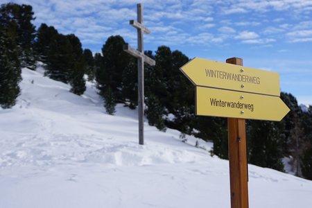 Winterrundwanderweg Feldringer Böden - Feldringalm