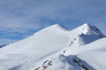 Hoher Lorenzenberg (2313 m) durch das Fradertal