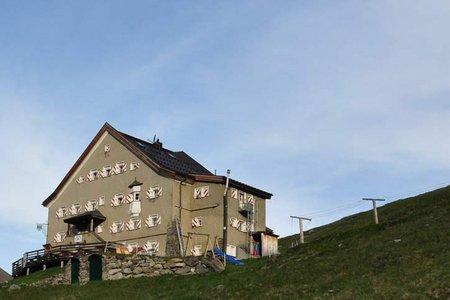 Hochjoch Hospiz, 2413 m - Vent