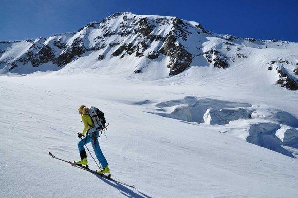 Skidurchquerungen in Tirol