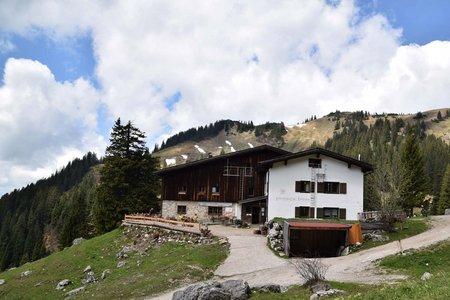 Priener Hütte Rundtour von Walchsee