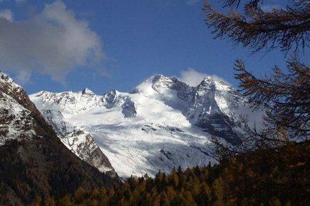 Padauner Kogel (2066 m) von Padaun