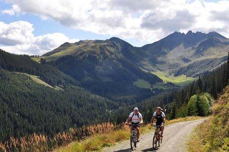 Schwaz - Öxltal - Kaunzalm Rundtour
