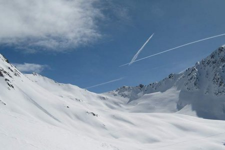 Wagenstein (2849 m) aus dem Brunnalmgebiet