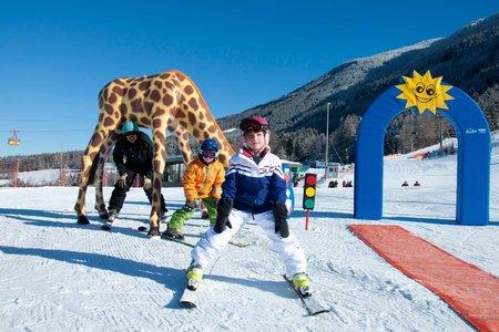 Sicherer Wintersport mit Kindern