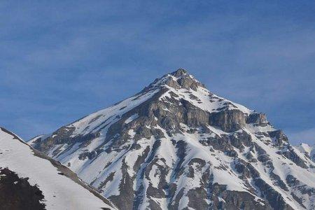 Serles (2717 m) von Maria Waldrast