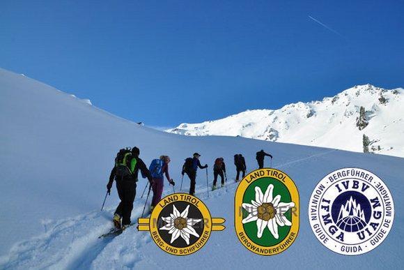 Geführte Touren, Alpinschulen & Outdoorprofis