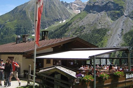Talstation Hintertuxer Gletscherbahn - Bichlalm