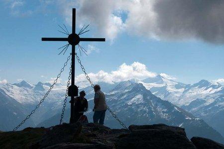 Frühmesser (2233 m) aus dem Unterer Grund