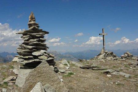 Hoher Zahn (2924 m) aus dem Pflerschtal