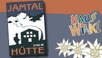 Logo Jamtal Hütte, 2165 m - Galtür/Jamtal