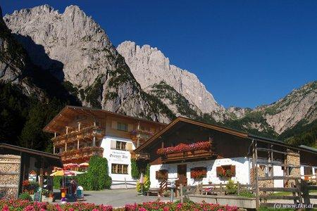 Griesner Alm - Kaiserbachtal