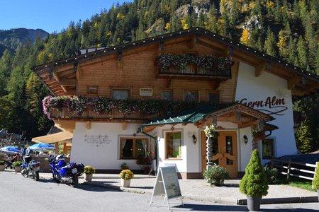 Alpengasthof Gern Alm von Buchau bei Maurach