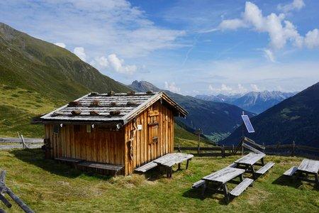 Kogelhütte & Alpengasthof Praxmar von Gries