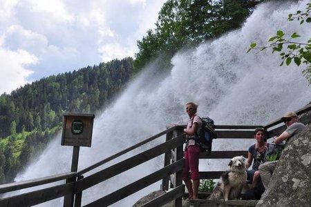 Partschinser Wasserfall - Dursterhof Wanderung