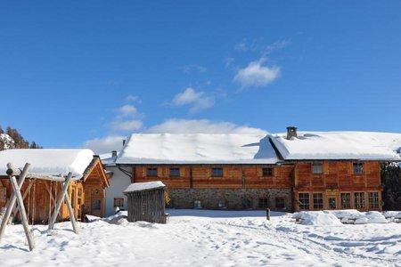 Schutzhütte Kreuzwiesenalm - Naturrodelbahn