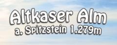 Logo Altkaser Alm, 1279 m - Erl