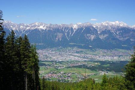 Almen & Hütten Runde im südlichen Mittelgebirge von Lans