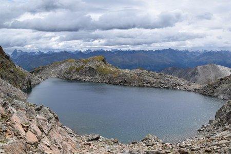Tieftalsee (2783m) von der Lazidbahn