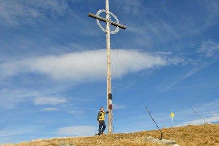Speikboden (2635 m) von der Speikbodenhütte