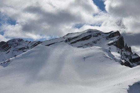 Medesspitze (2713 m) von der Lavarellahütte