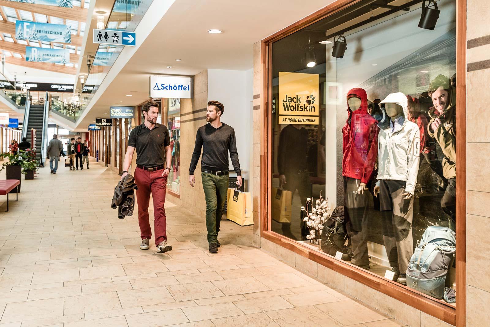 Klettersteigset Outlet : Brenner outlet center shoppen und erleben