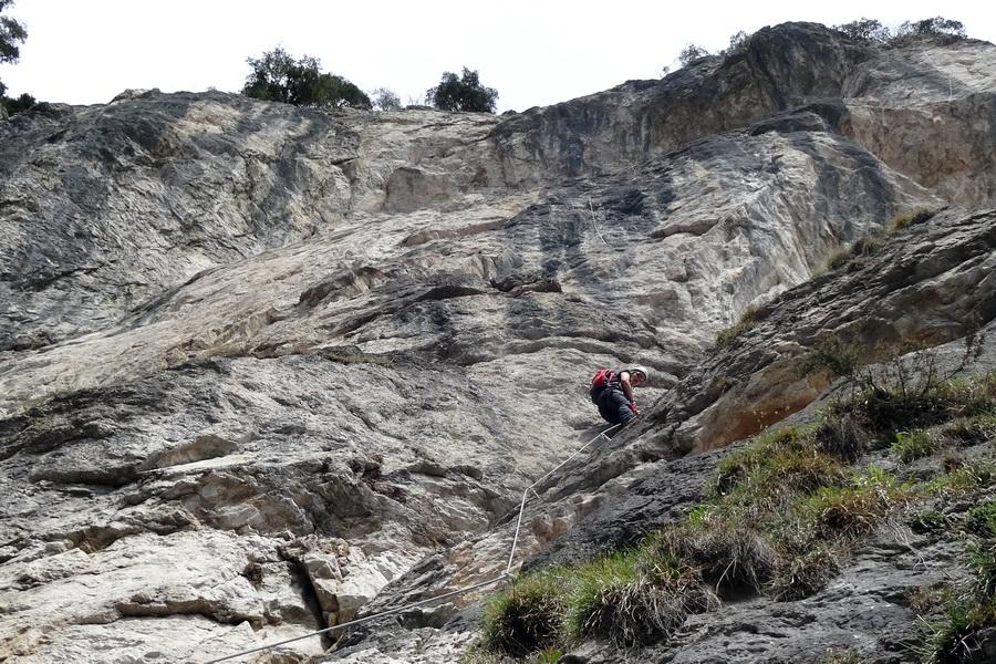 Klettersteig Hohe Wand : Hohe wand pp sonnenuhr htl klettersteig d e