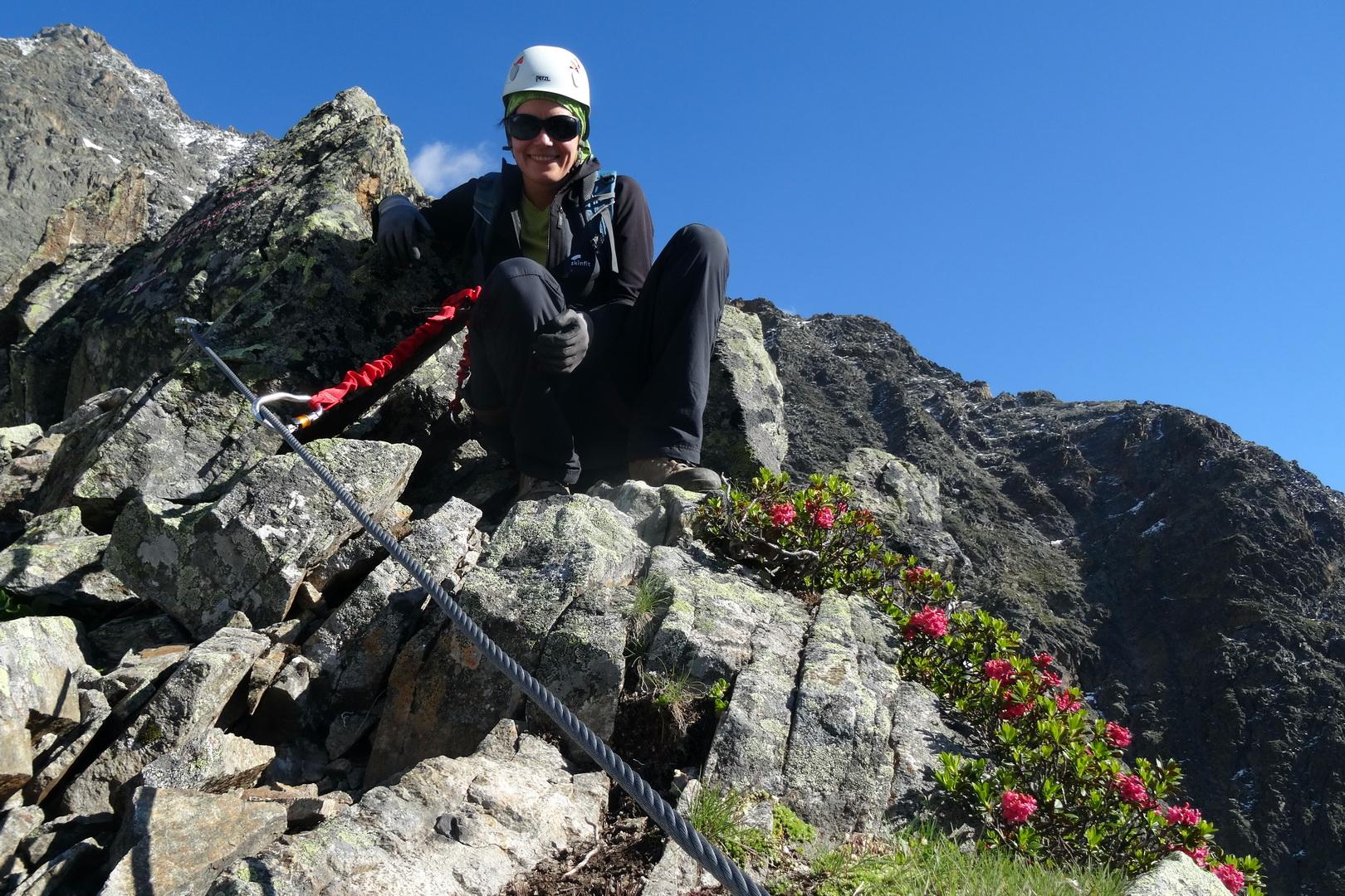 Klettersteig Nauders : Klettergarten nauders sommeraktivitäten im kaunertal