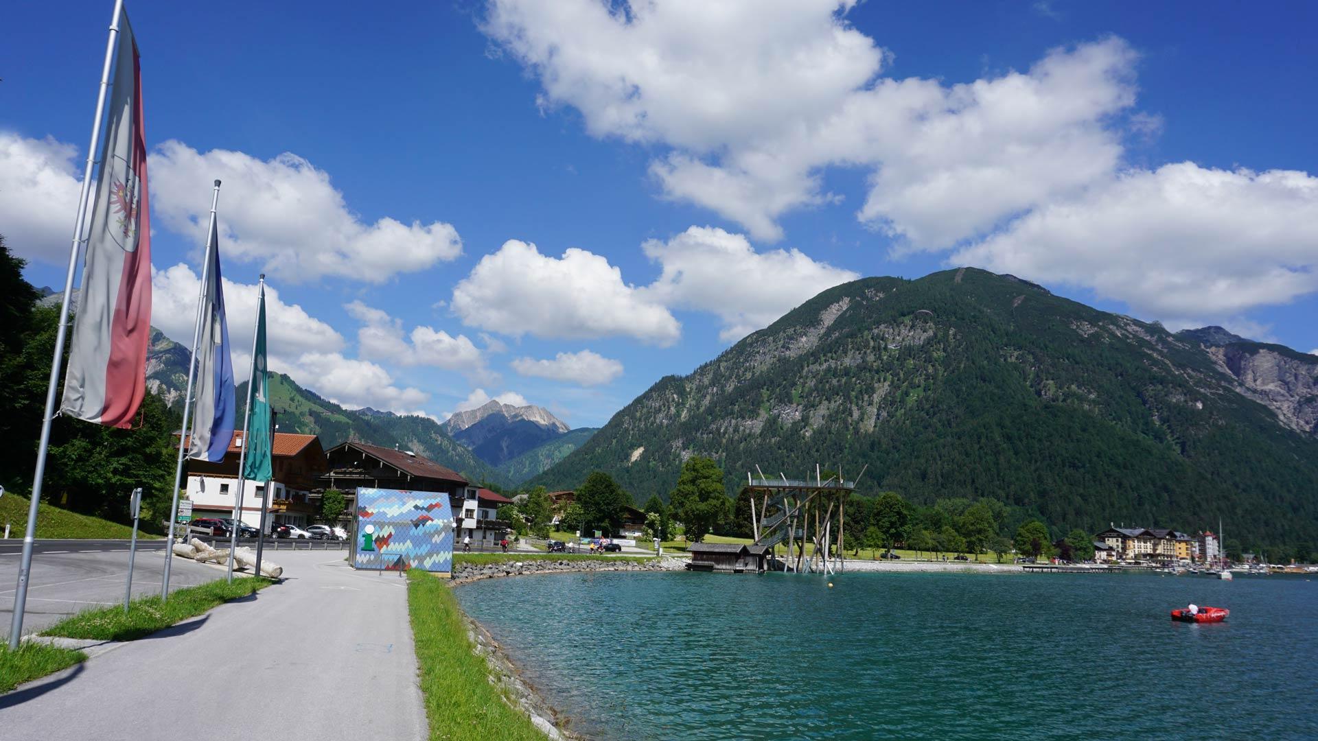 Treffen fr Parkplatzsex in Eben am Achensee