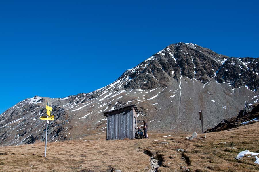 Klettersteig Weibl : Bergtour böses weibele weibl