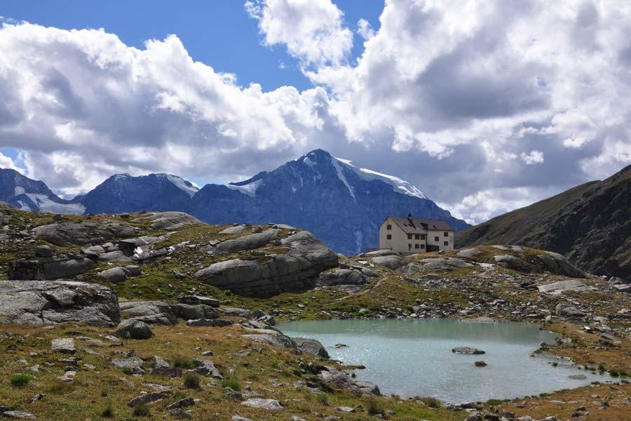 Klettersteig Lünersee : Bergtour oder klettersteig von sulden zur düsseldorfer hütte und