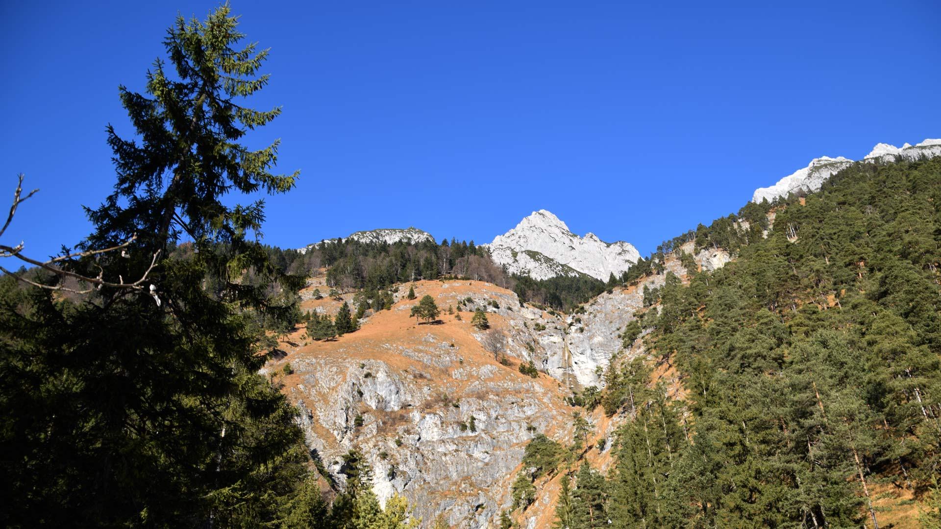 Fallbach Klettersteig Vorarlberg : Fallbach wasserfall wanderung in gnadenwald