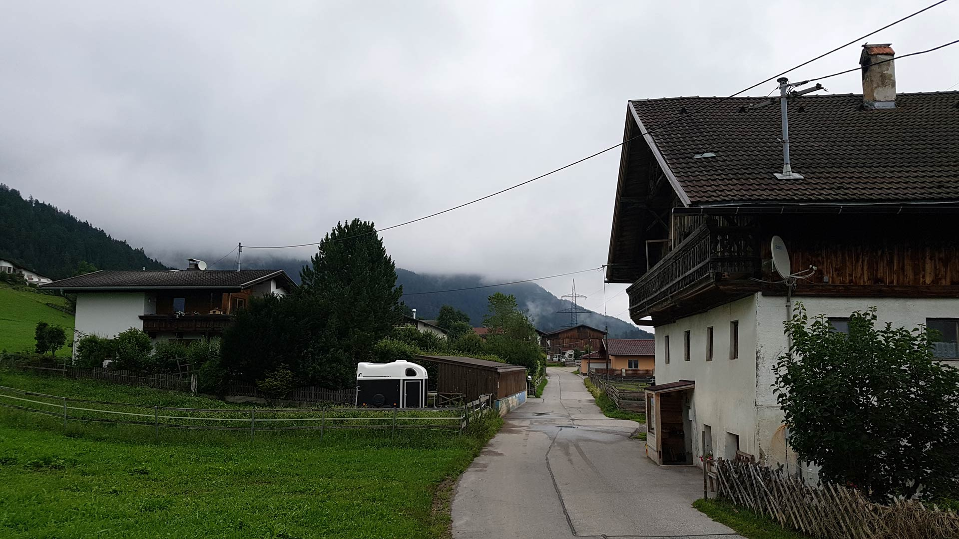 MTB: 3-Almen-Runde im Karwendel von Terfens - Almenrausch