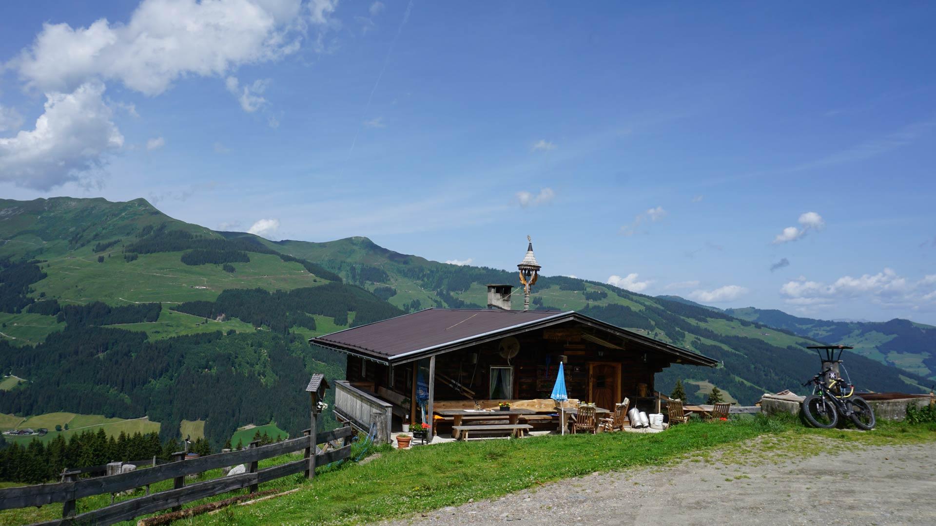 Haus Lukas - Hopfgarten im Brixental - in den Kitzbheler Alpen
