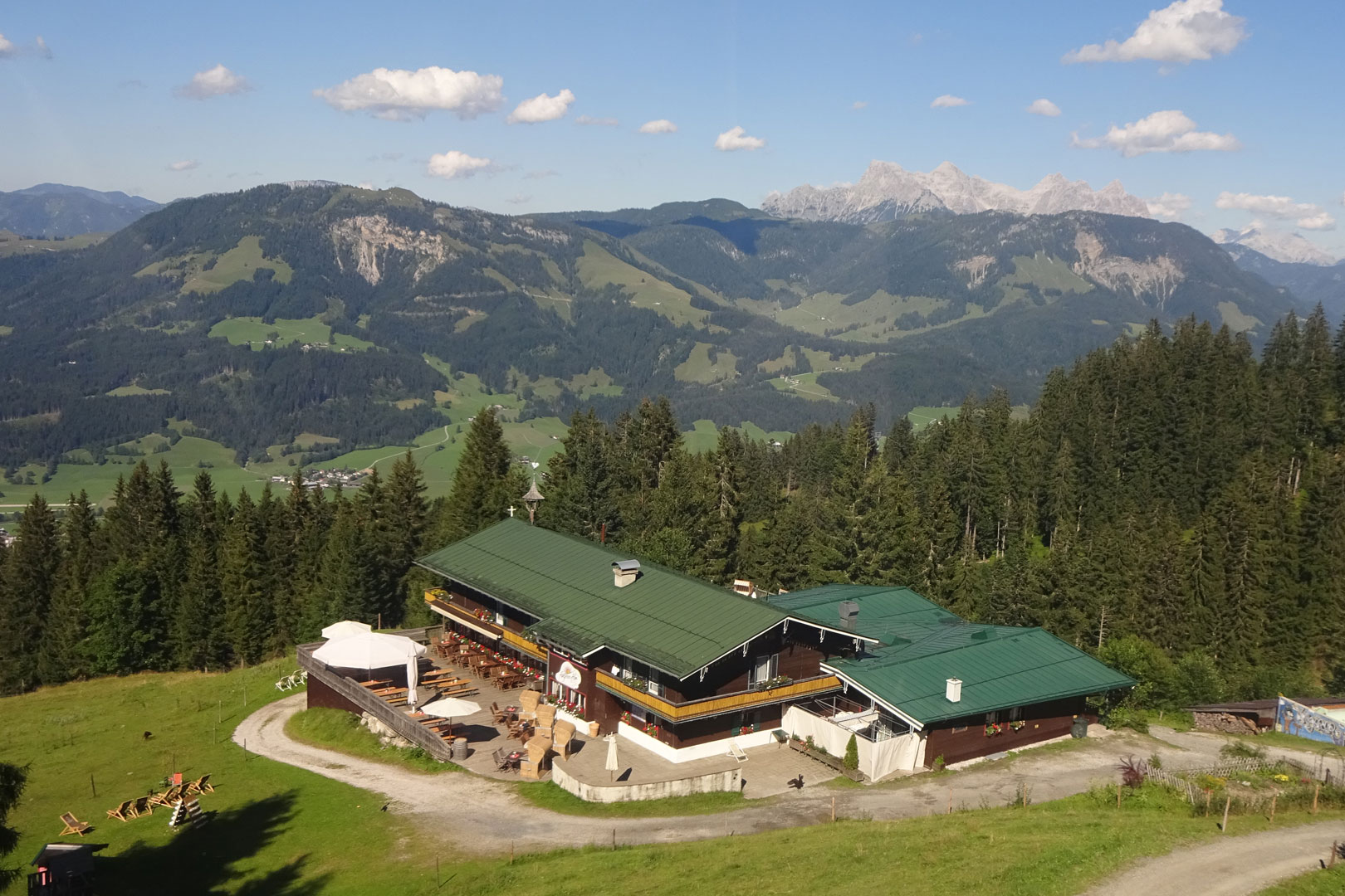 Willkommen! - Kferfreunde St. Johann - St. Johann in Tirol