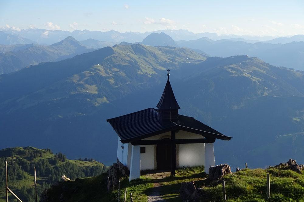 Klettersteig Kitzbüheler Horn : Alpintouren klettersteig tour kitzbüheler horn