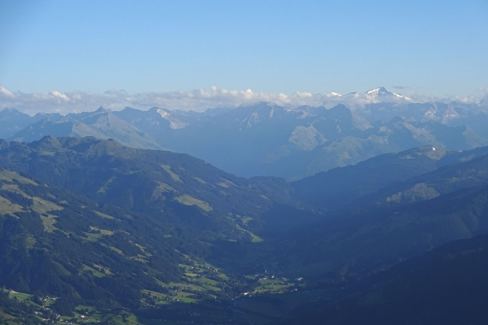 Klettersteig Kitzbüheler Horn : Mountainbike rund um das kitzbüheler horn tour