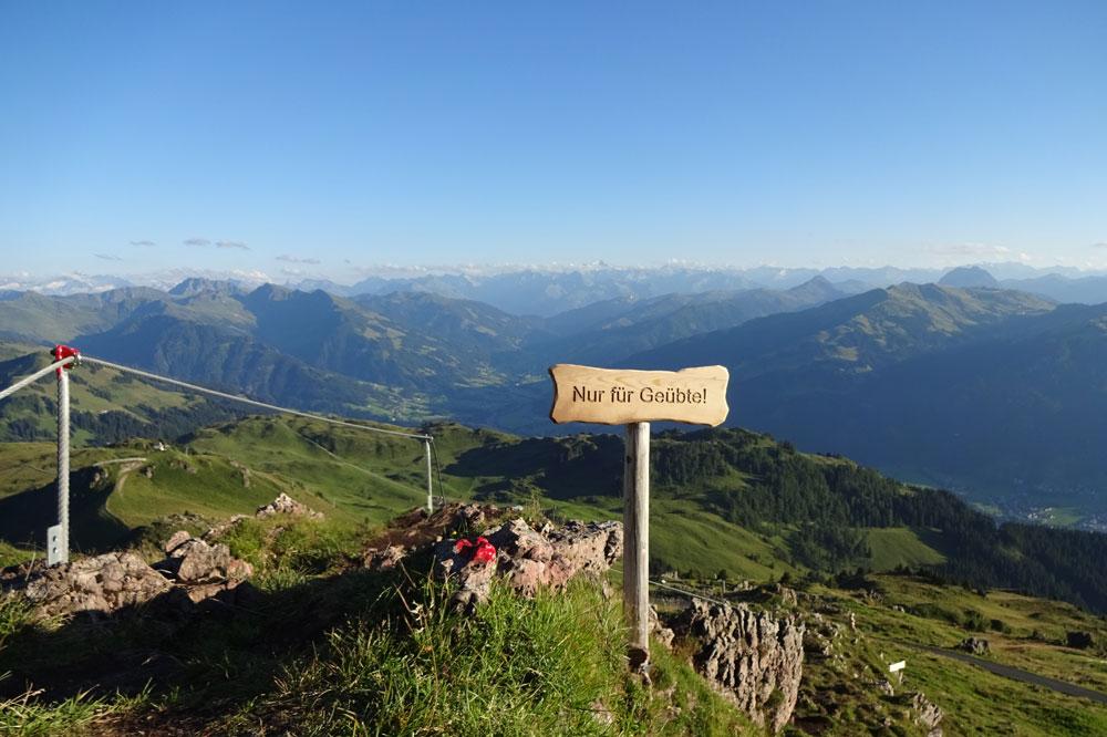 Klettersteig Kitzbüheler Horn : Kitzbüheler horn u wikipedia