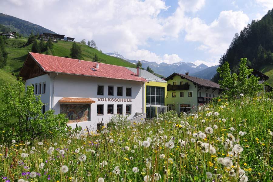 Mountainbiketour Naviser Hütte von Matrei am Brenner