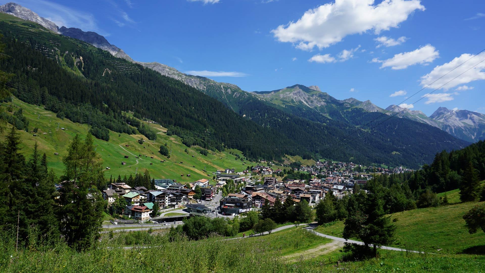 Single: Einzelzimmer im Arlmont Hotel Sankt Anton am Arlberg