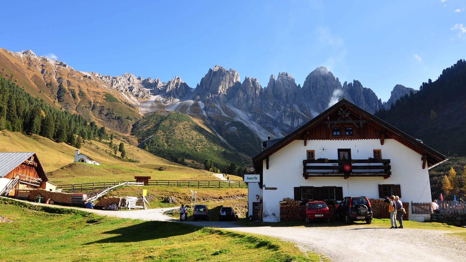 Klettersteigset Innsbruck : Innsbrucker klettersteig vordere brandjochspitze m
