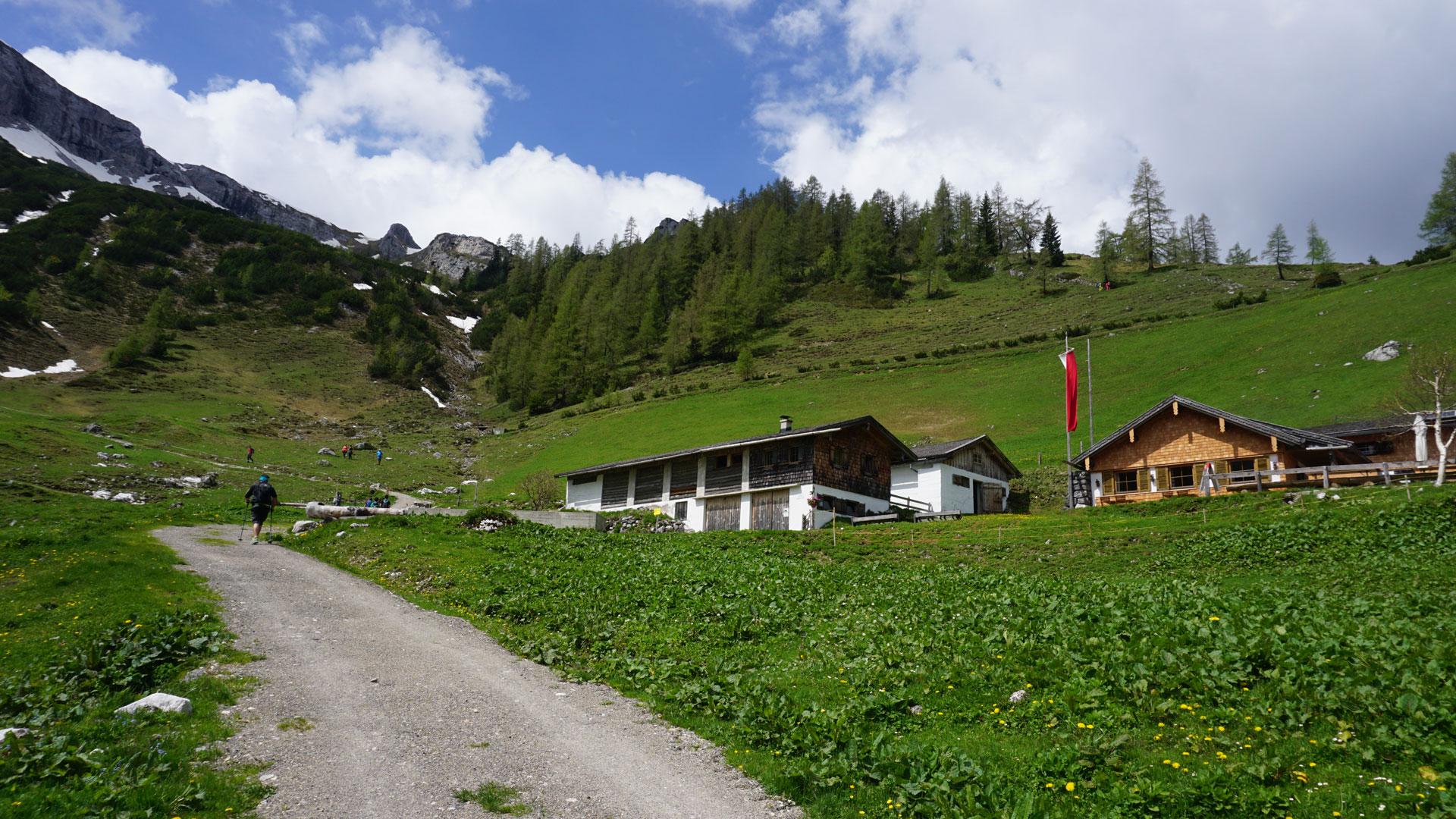 Touren - BERGFEX - Maurach - Eben am Achensee
