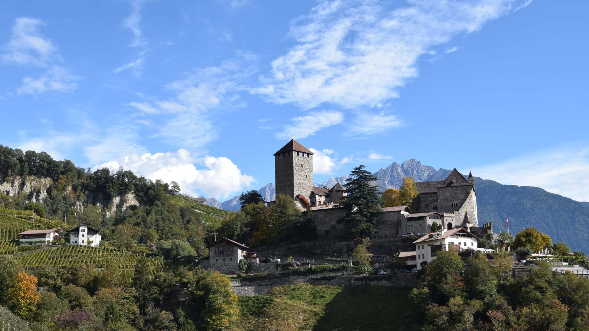 Hotel Dorf Tirol St Peter
